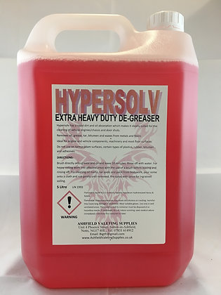 Hypersolv - Heavy Duty Solvent Degreaser 5L