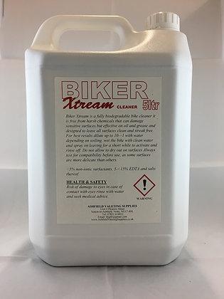 Biker Xtream Cleaner - Super Safe, Caustic Free 5L