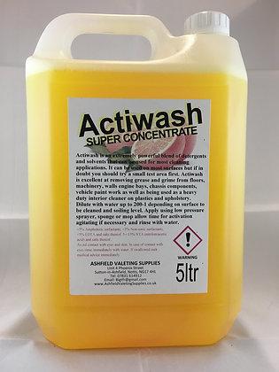 Actiwash Super Concentrate 5 Litre