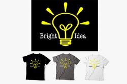 Bright Idea Mock-Up