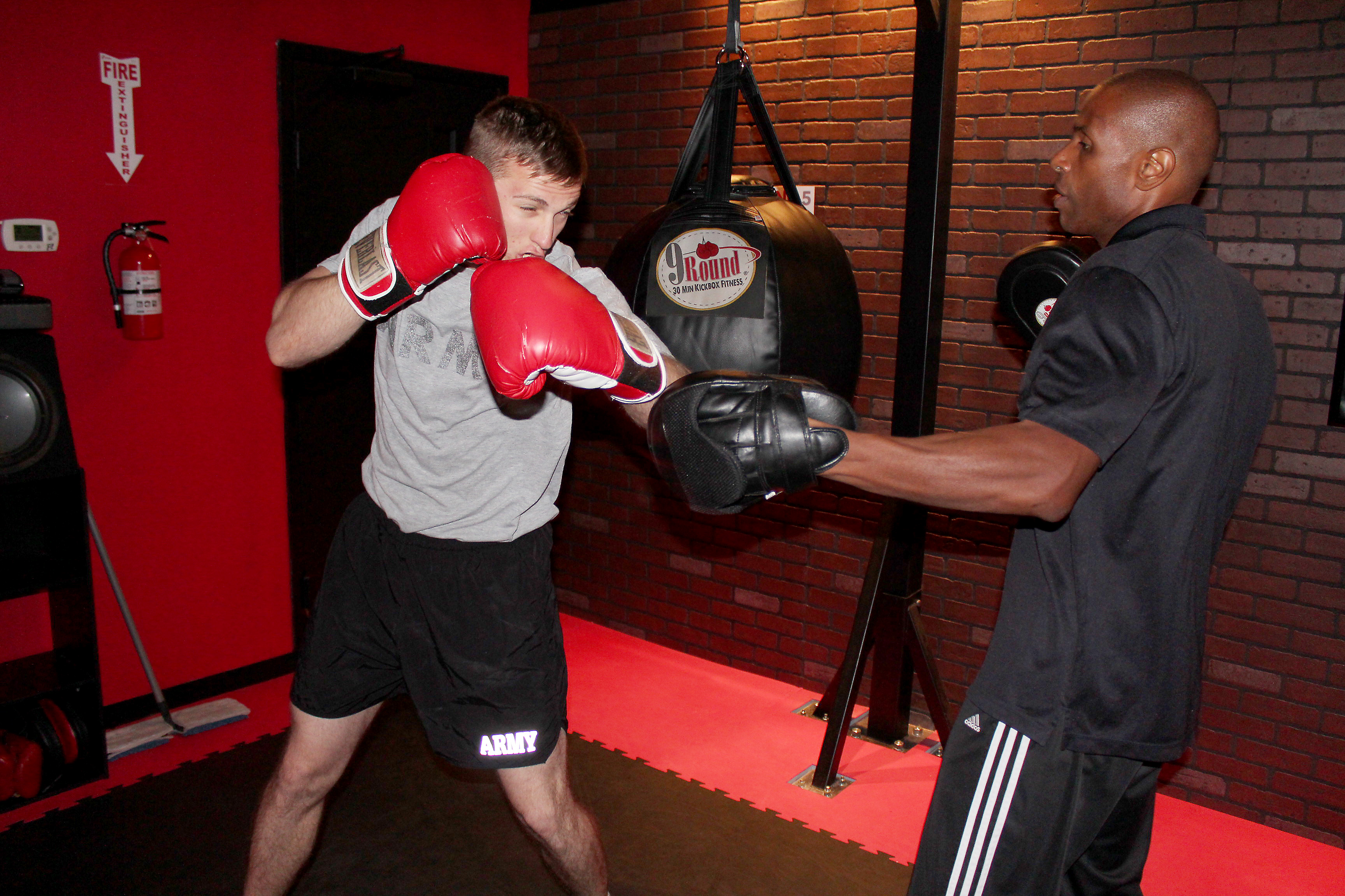 9Rounds Kickboxing