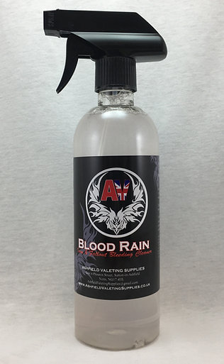 Blood Rain - Iron & Fallout Bleeding Cleaner