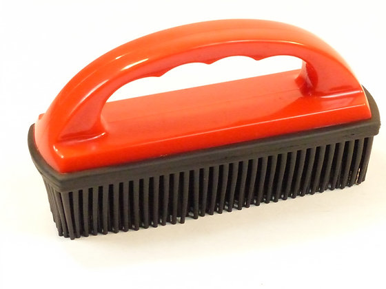 Pet Hair Brush With Domed Handle