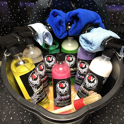 The Bucket Kit - Everything You Need To Start!