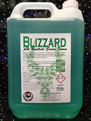 Blizzard pH - pH Neutral Snow Foam