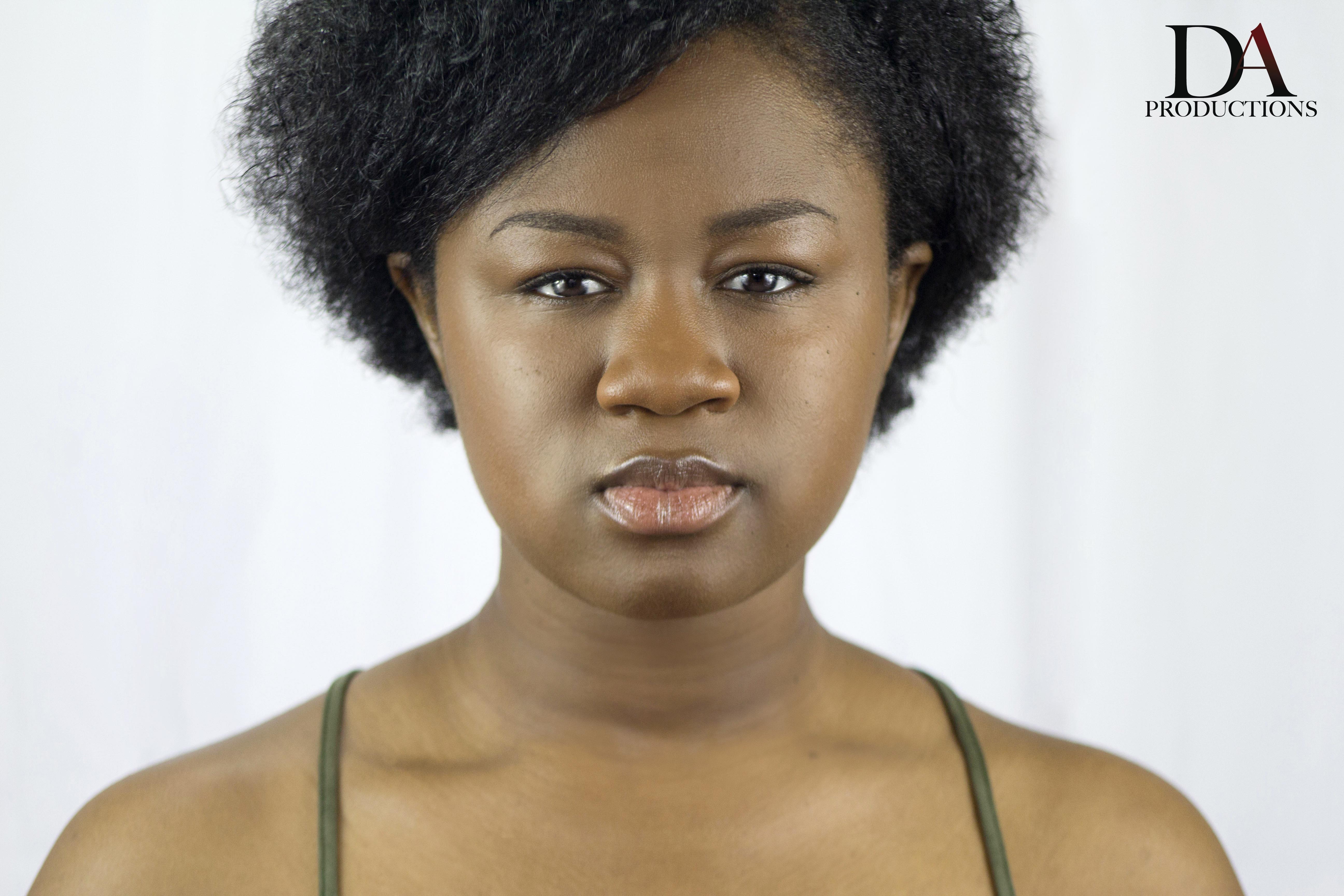 Raven Massey Actress Headshots