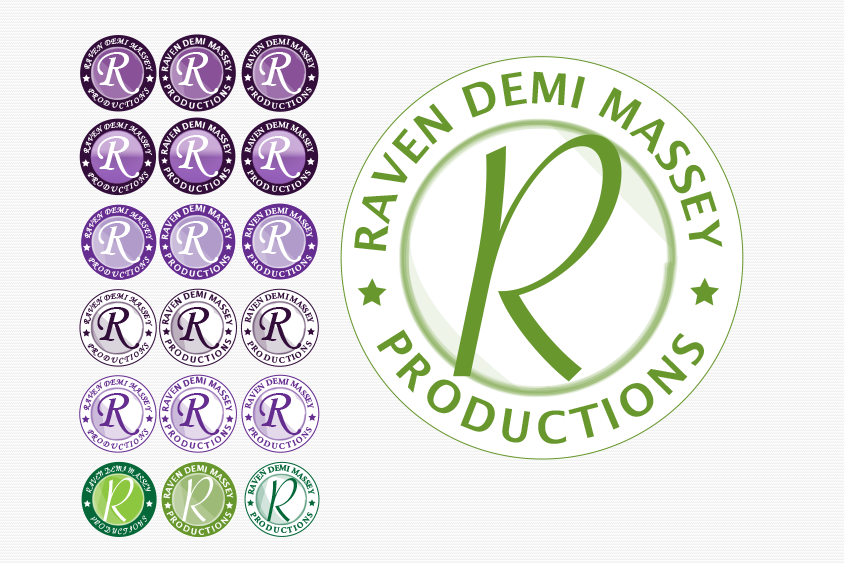 Raven Massey Branding