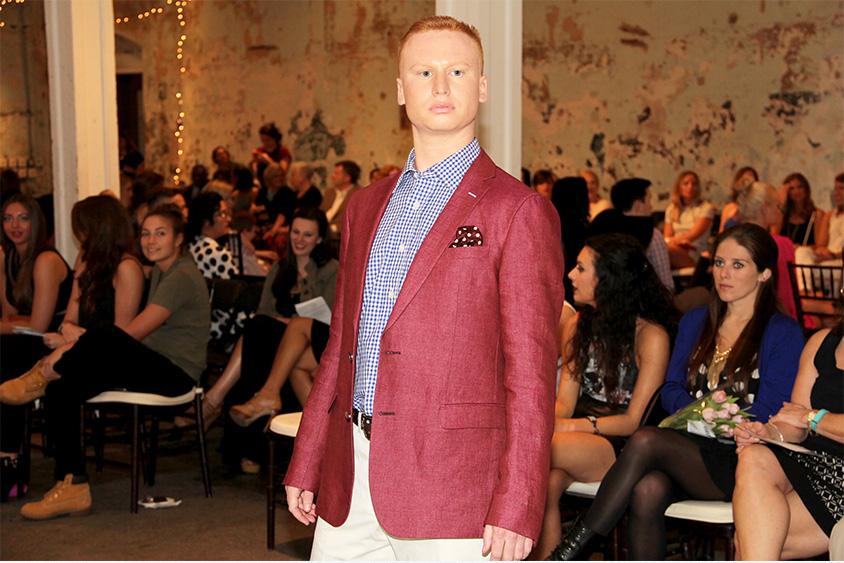USC Columbia 2015 Fashion Week