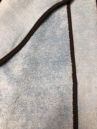 Plush Microfibre Towel XL Budget 70x50cm