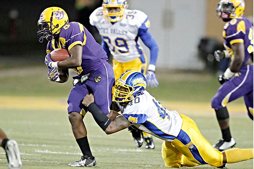 Benedict vs. Fort Valley State