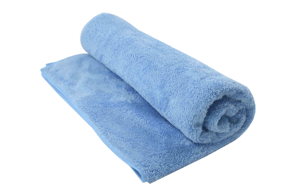 Microfibre Cloth, High Quality 10 Pack (Blue)