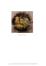 Bacchanales cahier - Loiseau