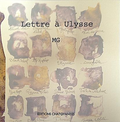 Lettre à Ulysse