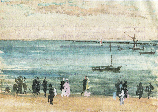 Whistler at the Freer Gallery
