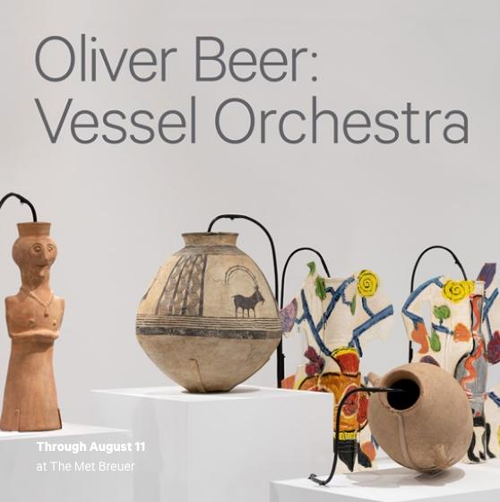 Oliver Beer: Vessel Orchestra (MET Breuer)