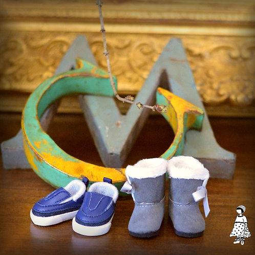 Chaussures Minouche, LD et Sibilies neuves déboxées