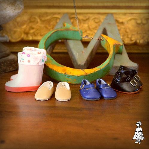 Chaussures vintages pour Amigas de Paola Reina Fashion Friends