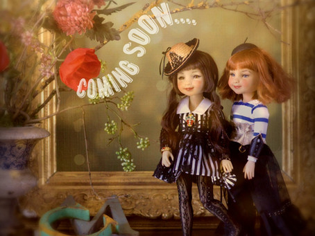 Poppy et Fanny So'Couture...