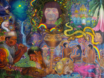 AYAHUASCA: BETWEEN FASHION AND CULTURE