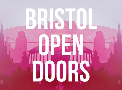 Luxe Fitness is proud to be part of Bristol Open Doors 2019