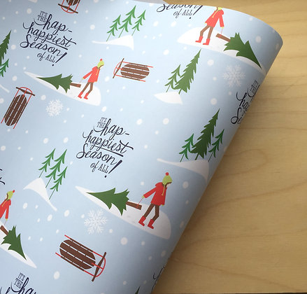 Happiest Season - Holiday Gift Wrap