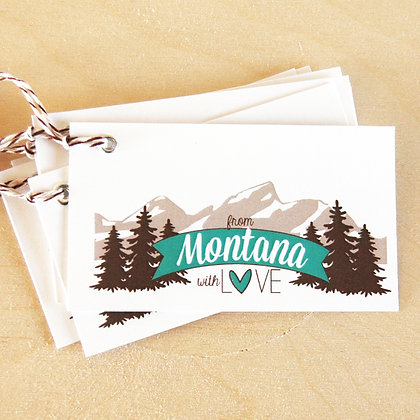 Hello MT Gift Tags