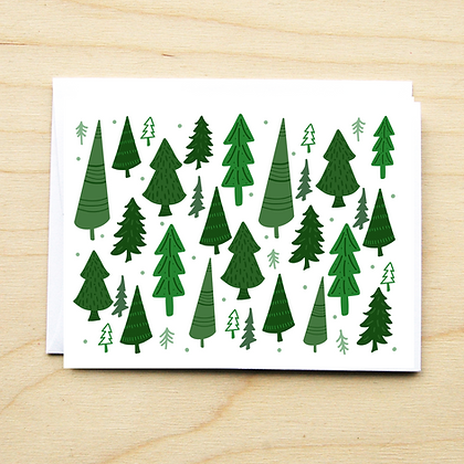 Forest - 6 Cards