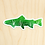 Thumbnail: Fish Sticker - 10 Sticker