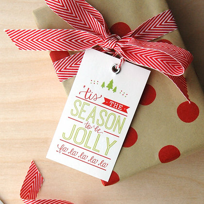 Jolly Gift Tags