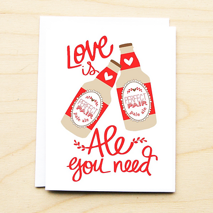 Ale Valentine - 6 Cards
