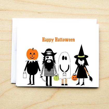 Costume Party Halloween