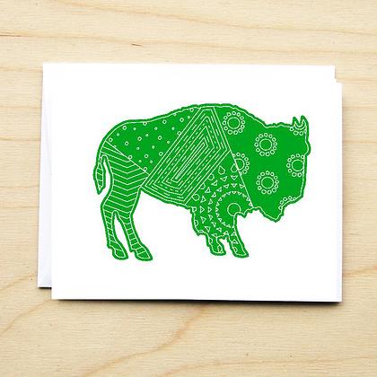 Buffalo - 6 Cards