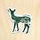 Thumbnail: Deer Cabin Sticker