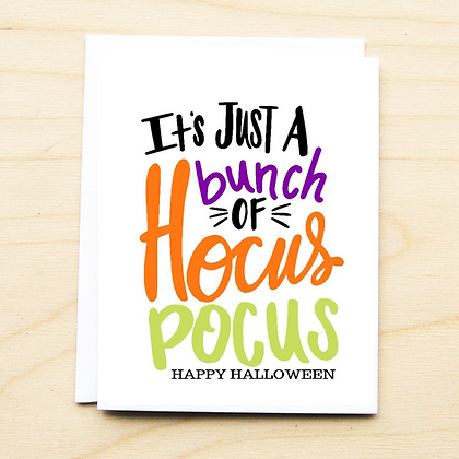 Hocus Pocus - 6 Cards