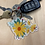 Thumbnail: Yellow Daisy Keychain