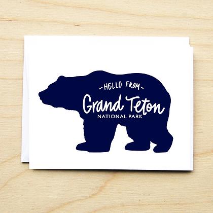 Bear Custom - 24 Cards