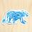 Thumbnail: Winter Bear Sticker