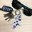 Thumbnail: Posies Keychain