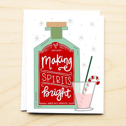 Making Spirits Bright - 6 Cards