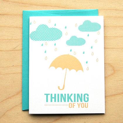 Umbrella Thinking of YOu