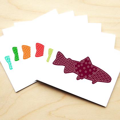 Fish - 2 Card Sets