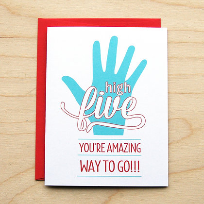 High Five - 6 Cards