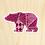 Thumbnail: Bear Sticker - 10 Stickers