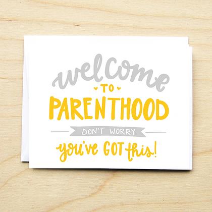 Parenthood - 6 Cards