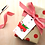 Thumbnail: Red Truck Gift Tags