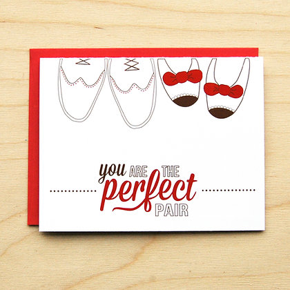 Perfect Pair - 6 Cards