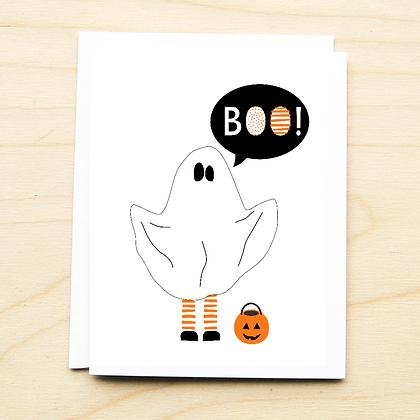 BOO Halloween