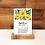 Thumbnail: 2021 Floral Desk Calendar - 6 Calendars