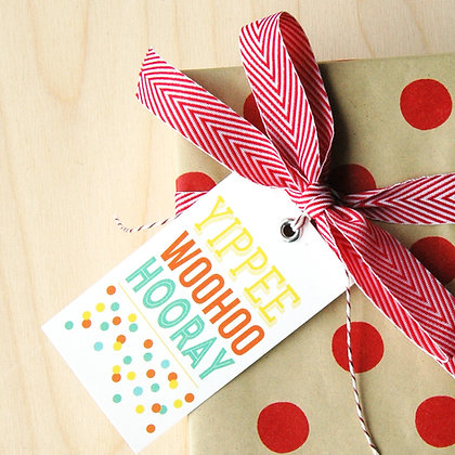 Yippee Gift Tags