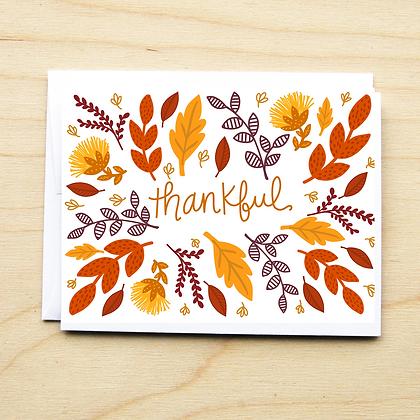 Thankful Foliage